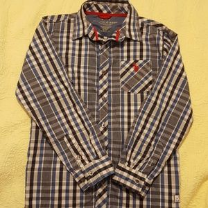 U.S. POLO ASSN. Boys shirt size 11/12